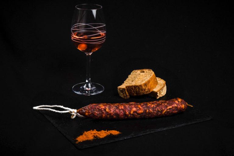 Chorizo Finsitere Bretagne